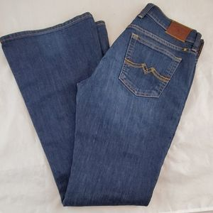 Lucky Brand Sweet N Flare Jeans